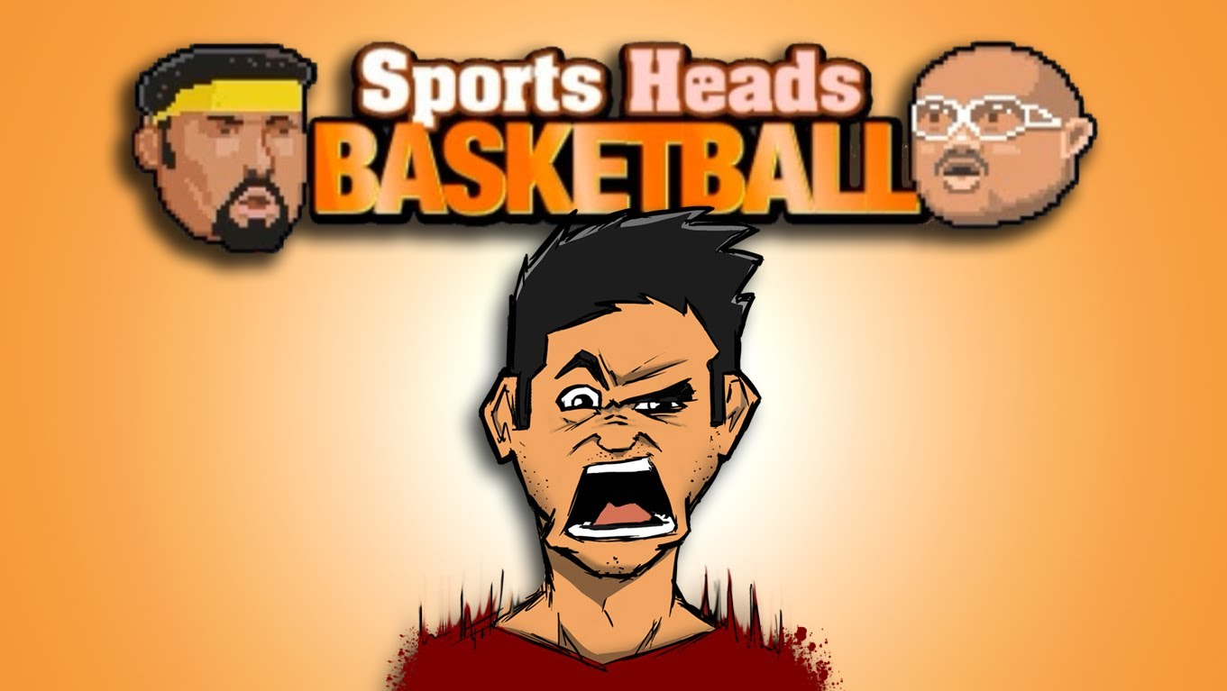 Sports Heads Basketball   Color Switch